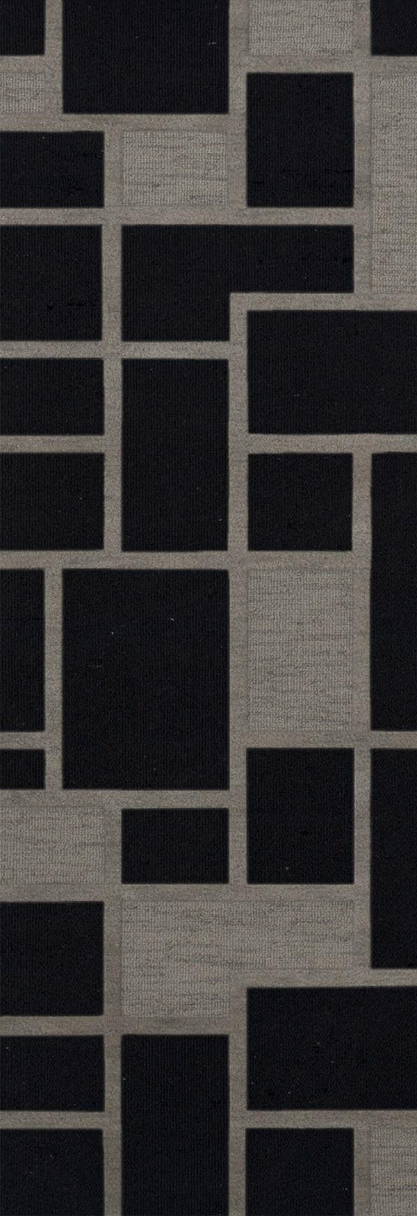 Blackstone, Grey Contemporary / Modern Area Rug