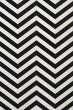 Product Image of Chevron Eclipse, Ivory Area Rug