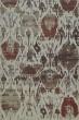 Product Image of Ikat Ivory, Paprika, Taupe  Area Rug