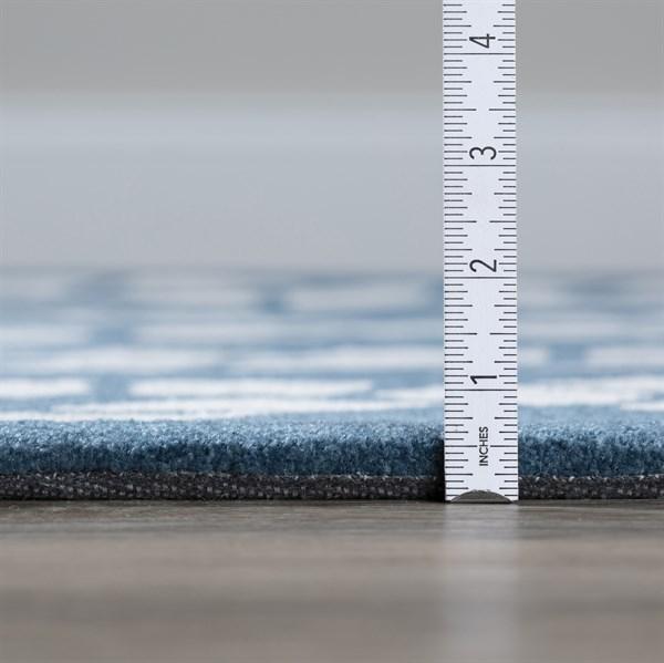 Baltic, Linen Beach / Nautical Area Rug
