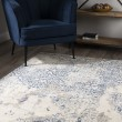 Product Image of Linen, Taupe, Navy Vintage / Overdyed Area Rug