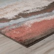 Product Image of Paprika, Cinnamon, Chocolate Transitional Area Rug