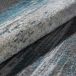 Product Image of Linen, Teal, Steel, Chocolate Transitional Area Rug