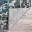 Product Image of Pewter, Teal, Navy, Taupe Traditional / Oriental Area Rug