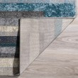 Product Image of Linen, Pewter, Navy, Teal Transitional Area Rug
