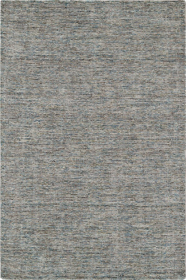 Silver, Teal, Green, Spa Casual Area Rug