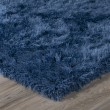 Product Image of Navy Shag Area Rug