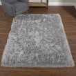 Product Image of Silver Shag Area Rug