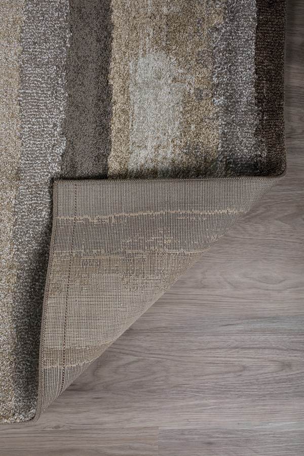 Mocha Transitional Area Rug