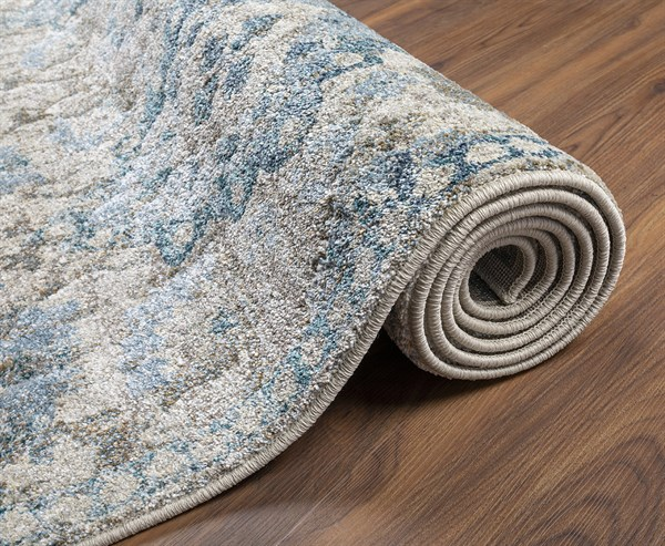 Linen Vintage / Overdyed Area Rug