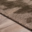Product Image of Chocolate Contemporary / Modern Area Rug
