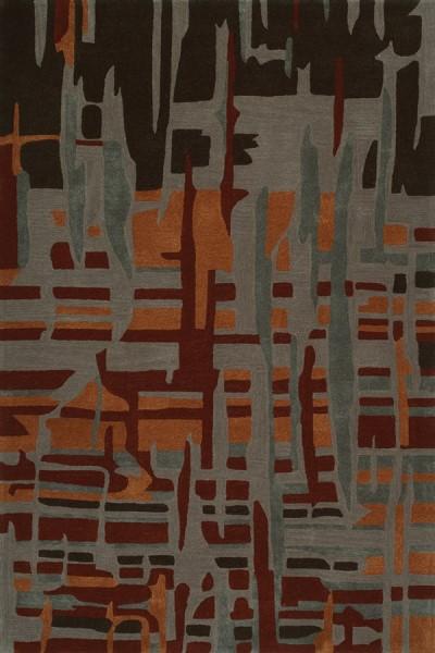 Canyon Abstract Area Rug