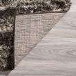 Product Image of Khaki Shag Area Rug