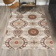 Product Image of Mocha, Beige, Taupe, Orange Outdoor / Indoor Area Rug