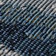 Product Image of Indigo, Grey, Silver, Taupe Outdoor / Indoor Area Rug