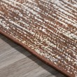 Product Image of Chocolate, Ivory, Beige, Taupe Outdoor / Indoor Area Rug