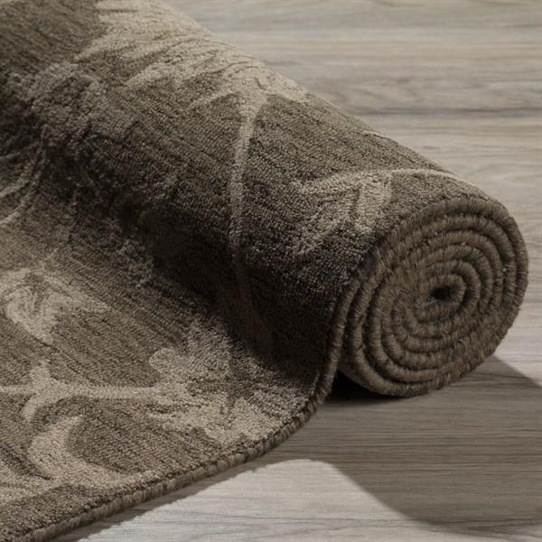 Mocha (KB-01) Traditional / Oriental Area Rug