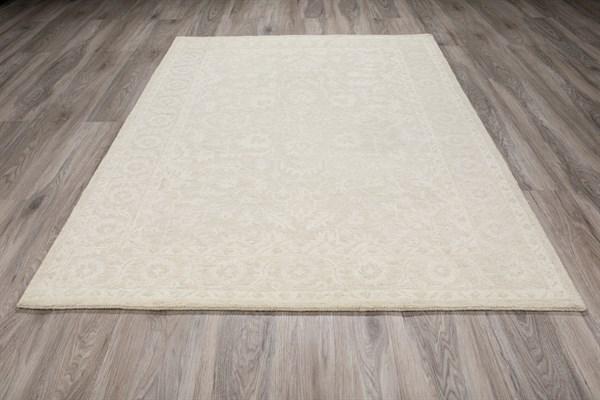Linen (KB-04) Traditional / Oriental Area Rug