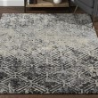 Product Image of Charcoal Vintage / Overdyed Area Rug
