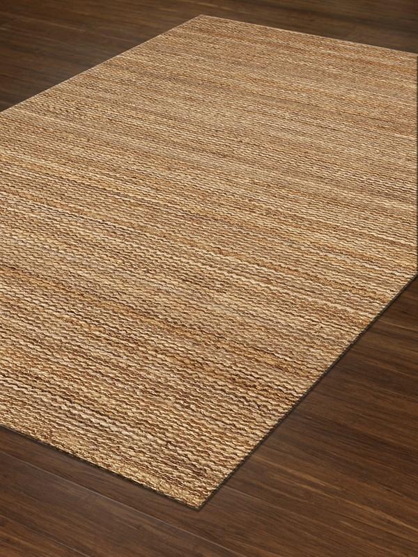 Fudge Textured Solid Area Rug