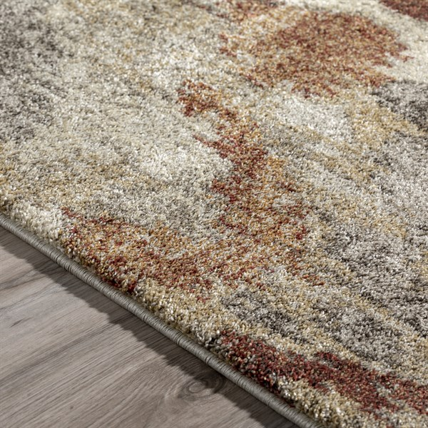 Spice Transitional Area Rug