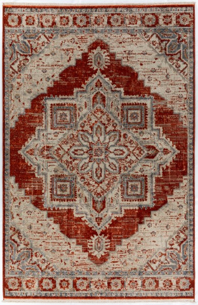 Mandarin Traditional / Oriental Area Rug
