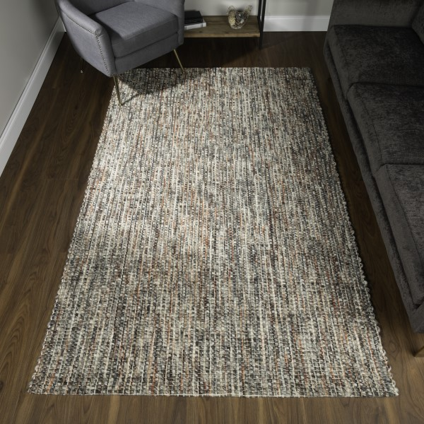 Kaleidoscope Rustic / Farmhouse Area Rug