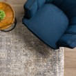 Product Image of Goldenrod Vintage / Overdyed Area Rug