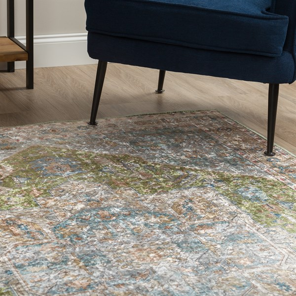 Meadow Vintage / Overdyed Area Rug