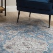 Product Image of Cameo Blue Vintage / Overdyed Area Rug