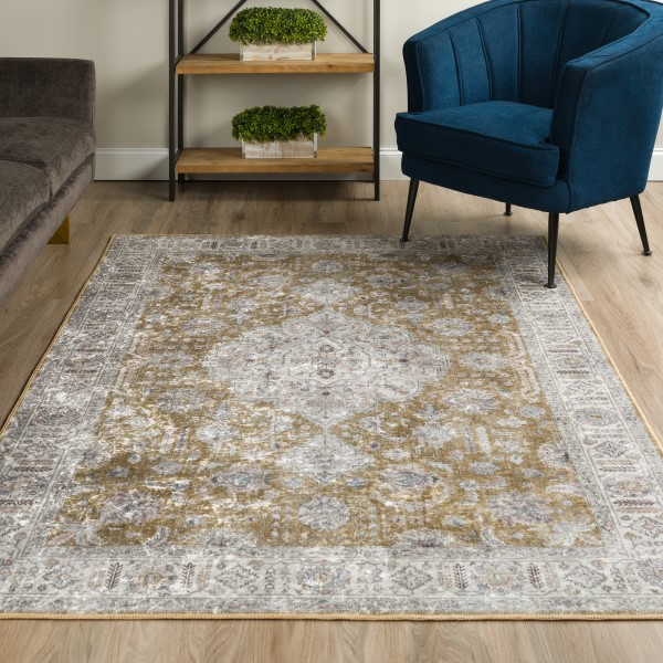 Nugget Vintage / Overdyed Area Rug