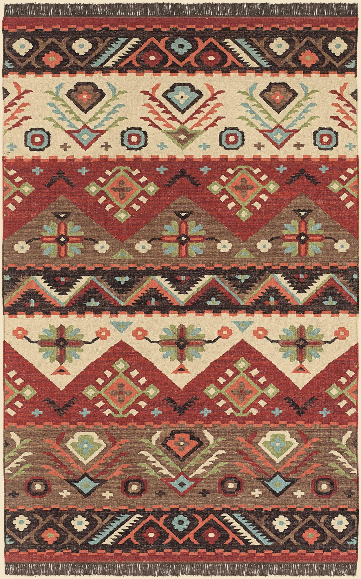 Surya Jewel Tone Jt 8 Rug Southwestern Wool Area Rug Rugs Direct