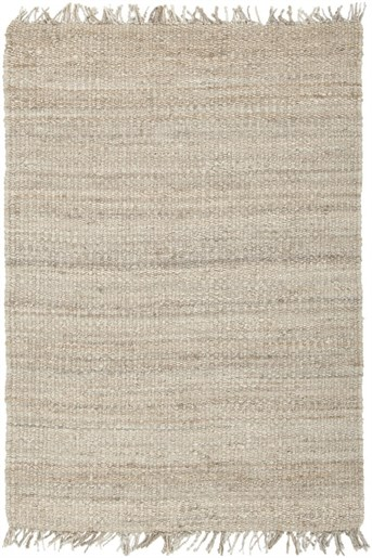 Jute (bleached) Natural Bleached arearugs