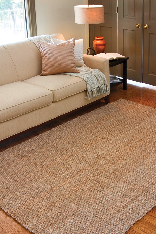 Surya Jute Natural Woven Js 2 Area Rugs