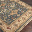 Product Image of Camel, Blue, Grass, Mustard, Burnt Orange Traditional / Oriental Area Rug