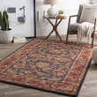 Product Image of Black, Red Traditional / Oriental Area Rug
