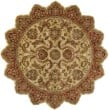 Product Image of Gold, Red Traditional / Oriental Area Rug