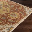 Product Image of Clay, Mustard, Olive, Taupe Traditional / Oriental Area Rug
