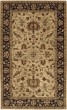 Product Image of Gold, Charcoal Traditional / Oriental Area Rug