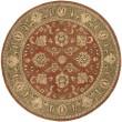 Product Image of Dark Rust, Dark Moss Traditional / Oriental Area Rug