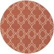 Product Image of Rust, Khaki Moroccan Area Rug
