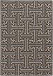 Product Image of Black, Camel Transitional Area Rug