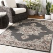 Product Image of Black, Sea Foam, Camel Outdoor / Indoor Area Rug