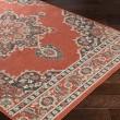 Product Image of Burnt Orange, Black, Camel Outdoor / Indoor Area Rug