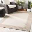 Product Image of Camel, Cream Outdoor / Indoor Area Rug