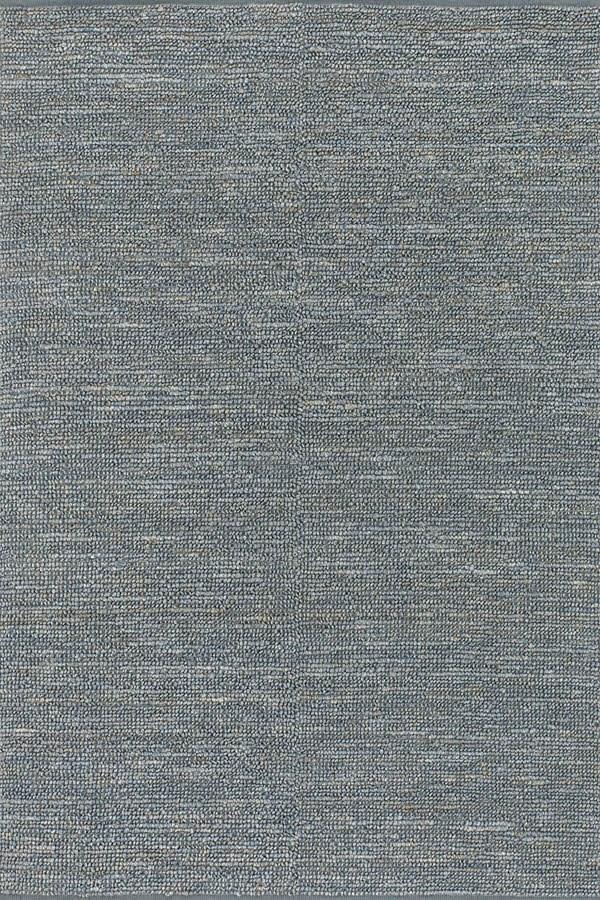 Gray Blue Rustic / Farmhouse Area Rug