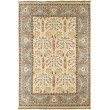 Product Image of Off White, Brown, Silver Sage Traditional / Oriental Area Rug