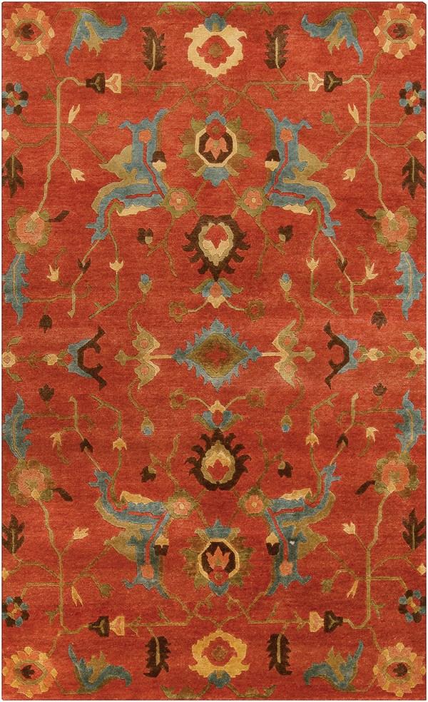 Surya Anastacia Ana 8411 Rug Southwestern Wool Rug