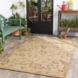 Product Image of Beige, Tan  Outdoor / Indoor Area Rug