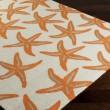 Product Image of Gray Sage, Burnt Orange, Malachite Blue Outdoor / Indoor Area Rug